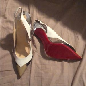 Pointed toe Louboutin's 👠👠